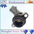 Охлаждающей жидкости двигателя термостат для дома 96282726 для Pontiac G3 волна Chevrolet Aveo Daewoo Lanos 1999 2000 2001 2002 2003 2004 - 2010