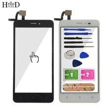 5 telefon ekran dotykowy ekran dotykowy dla Prestigio Wize G3 PSP3510 DUO PSP 3510 ekran dotykowy panel digitizera czujnik narzędzia klej