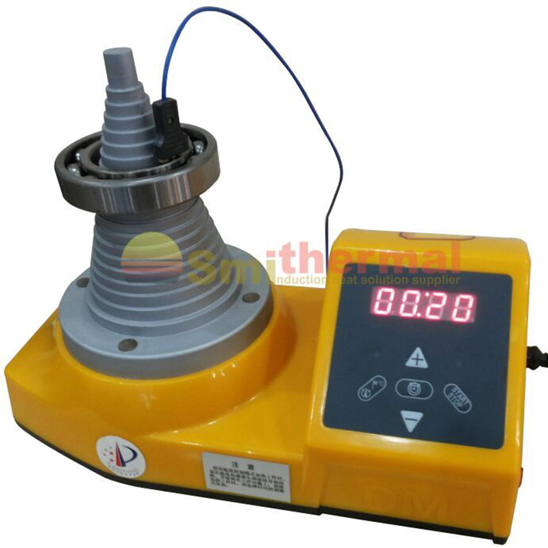 Free Shipping 220V 2200W Electromagnetic Induction Heating Machine Cone Inductor Equipment Contact Bearing Heating