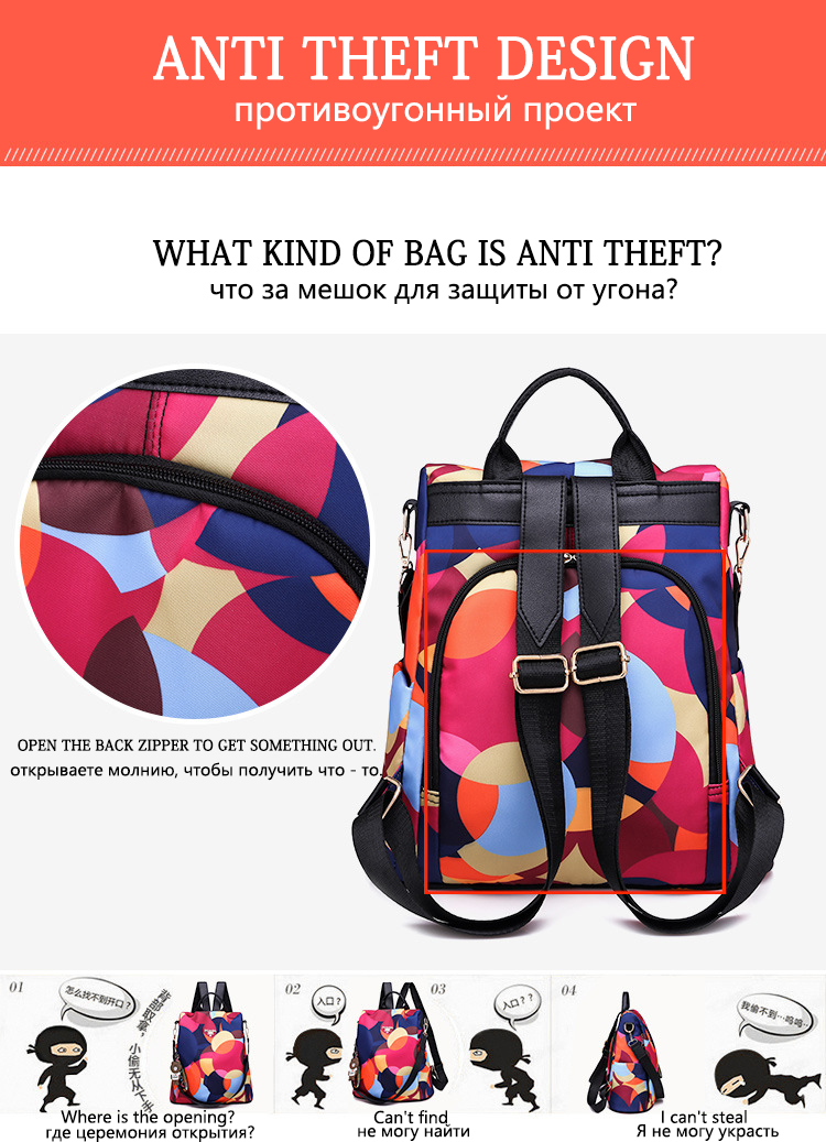HTB1Ib Ye.GF3KVjSZFvq6z nXXaP Fashion backpack women shoulder bag large capacity women backpack school bag for teenage girls light ladies travel backpack