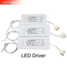 LED Driver Electronic Transformer 3W 36W AC85 265V to DC12V Lamp Cup MR16 G4 MR11 GU5.3 Bulb Spotlight High Power Converter JQ