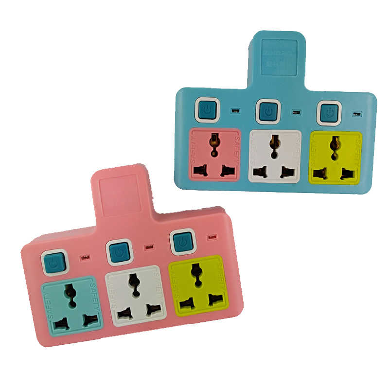 UK Plug Qatar Maldives Indonesia Singapore Power Extension socket  Electrical Outlet Adapter Household tools socket on/off switch