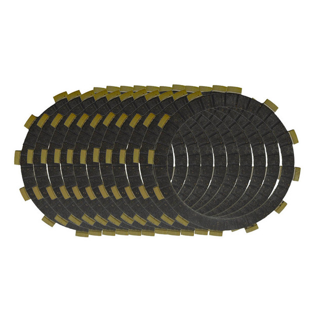 US $33.25 5% OFF|Motorcycle Engine Parts Clutch Friction Plates Kit on