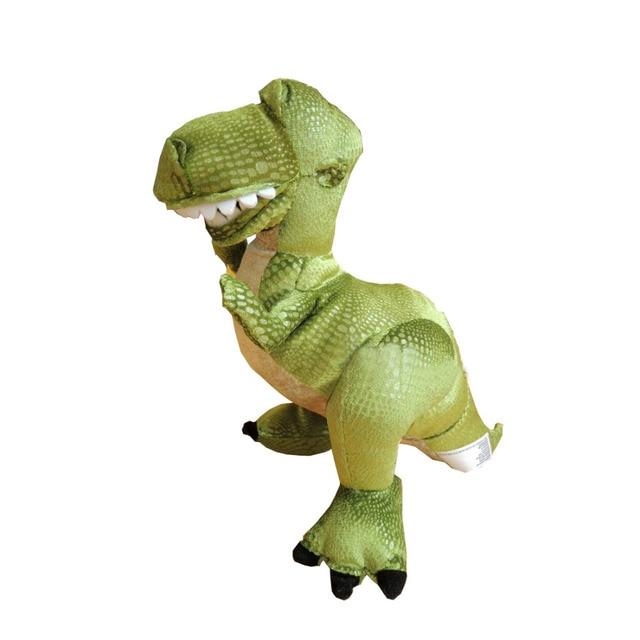 Toy Story 3 Rex Plush Dinosaur Toy 27cm Cute Stuffed Animals Kids