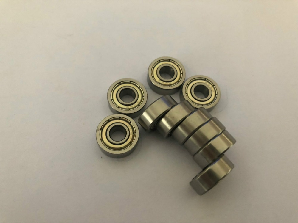 10pcs 605 605ZZ 605RS 605-2Z 605Z 605-2RS ZZ RS RZ 2RZ Deep Groove Ball Bearings 5*14*5mm