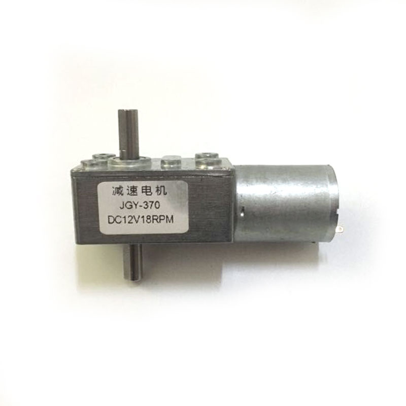 1pc ZGB102FH DC Gear Box Motor Speed Reducer High Torque D Shaped Shaft With 8mm