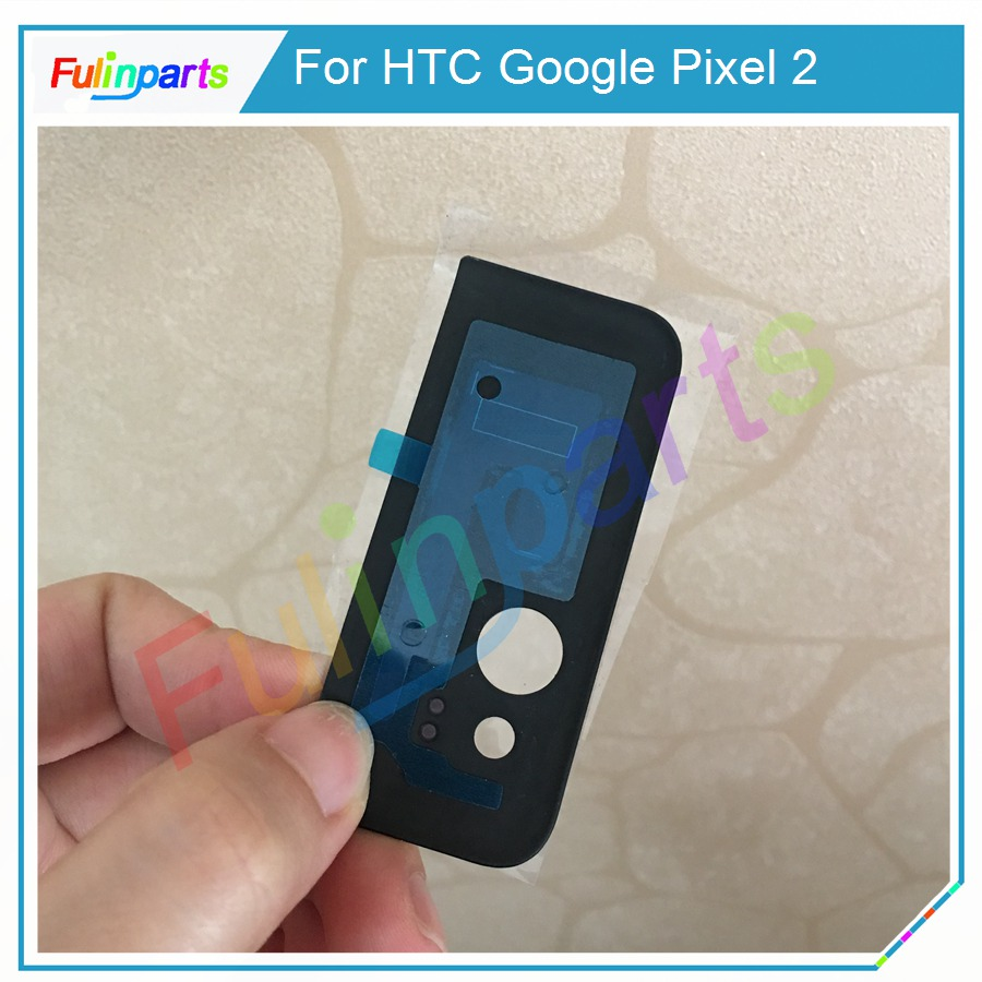 Logical Rear Housing Camera Lens Cover For Google Pixel 2 5.0 Black Color In Short Supply Advertising
