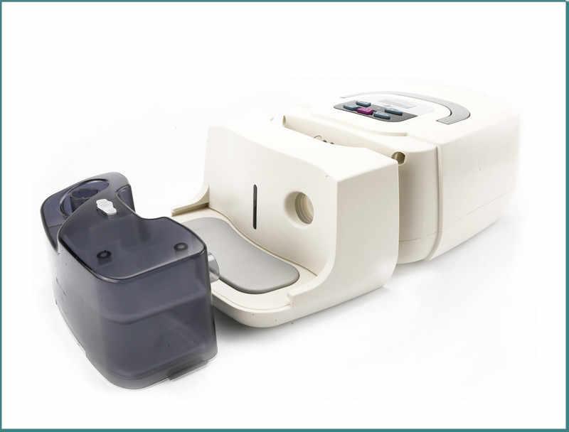 Doctodd Portatile CPAP Macchina Respiratore per Apnea Del Sonno OSAHS OSAS Russare Persone W/Maschera Nasale Copricapo Del Sacchetto Del Tubo di Trasporto trasporto libero