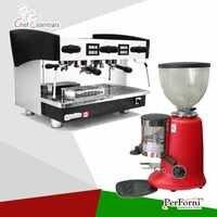 KT-11.2H e CG-11 Espresso macchina da caffè professionale macchina per il caffè e caffè smerigliatrice