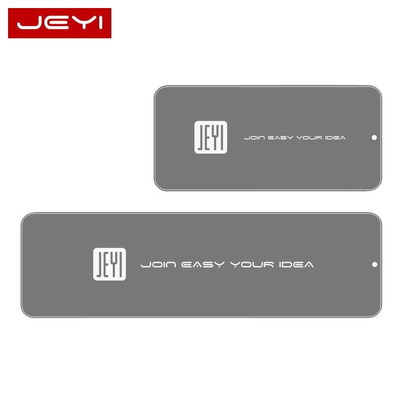 JEYI I9 GTR NVME Aluminium TYPEC3.1 Mobile Hdd Box Optibay HDD Enclosure TYPE C3.1 RTL9210 M. 2 USB3.1 M.2 PCIE SSD U.2 PCI-E