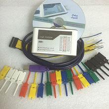 Цифровой осциллограф портативный Анализатор Логики osciloscopio usb осциллограф diy ручной осциллограф 16 Канала MCU ARM FPGA инструмент