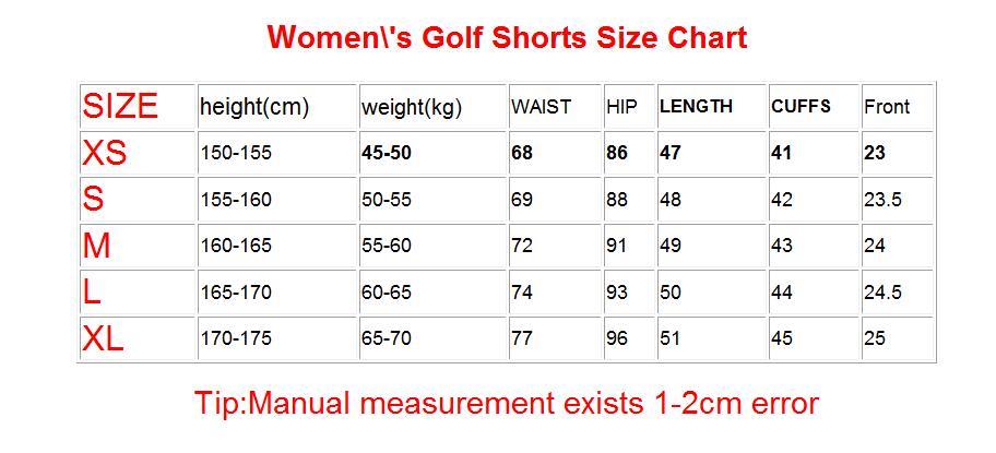 Macio E Confortável cor Sólida Calções Desportivos de Golfe XS-XL