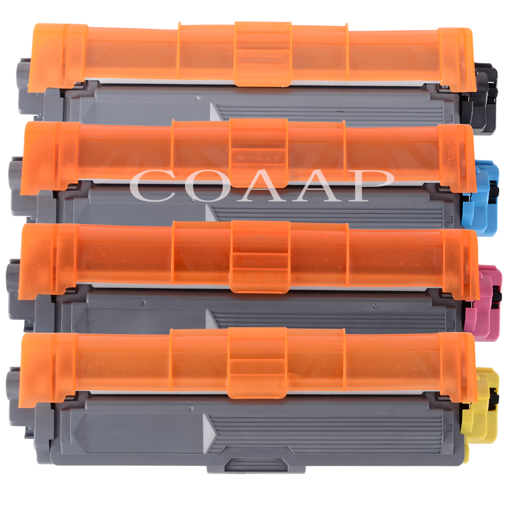 TN225 TN221 TN245 TN241 TN296 TN291 (4-Pack K C M Y) Toner Cartridge Compatible for Brother HL-3140 CW/3150 CDW/CDN/3170 CDWTN225 TN221 TN245 TN241 TN296 TN291 (4-Pack K C M Y) Toner Cartridge Compatible for Brother HL-3140 CW/3150 CDW/CDN/3170 CDW