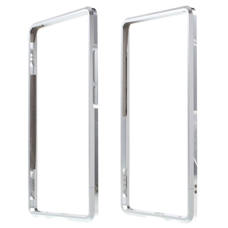 imágenes para Funda para Huawei P 9 más Rhinestone Bolso Del Teléfono Móvil de la Aleación de Aluminio la Cubierta de marco para Huawei P9 plus Shell con Correa + Tornillo Kit