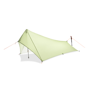 Image 2 - Ultra Light Rain Fly Tent Tarp, Waterproof 20d Silicone Coating Nylon Camping Shelter Canopy Rainfly, Lightweight tarp