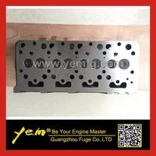 """Для двигатель компании """"kubota"""" V2203 Головка блока цилиндров в сборе с прокладкой головки"""