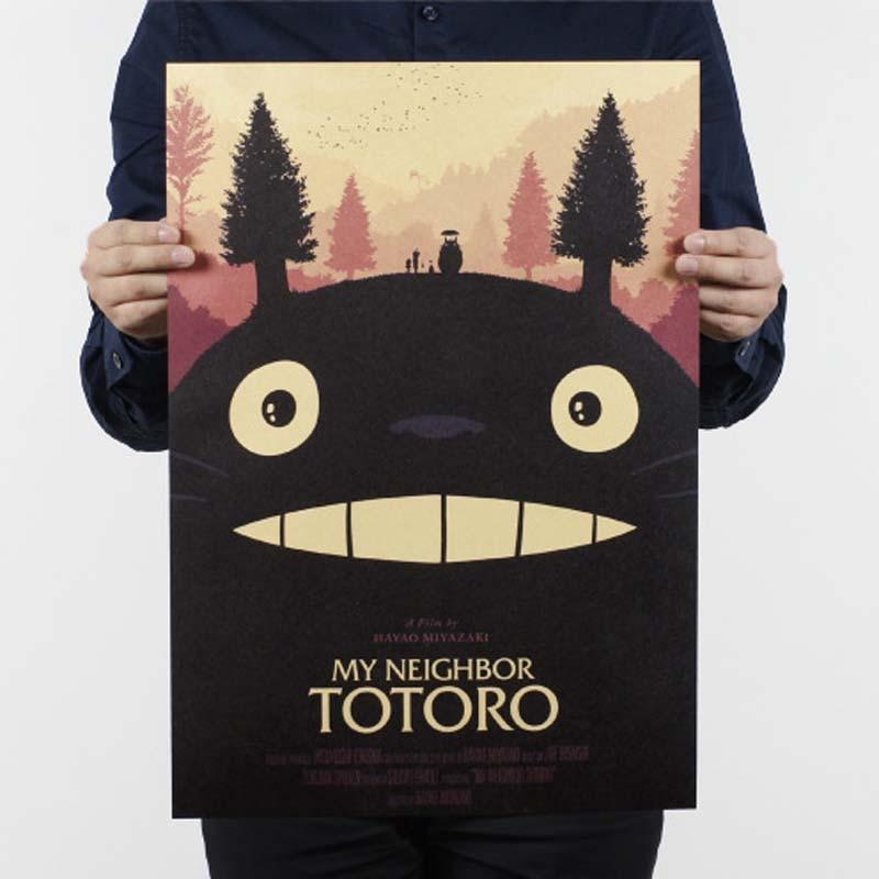 Винтажный постер Фильм Ретро аниме автомобиль плакаты и принты кофе/кухня/гостиная декоративная живопись крафт-бумага наклейки на стену - Цвет: 063