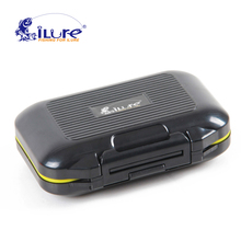 Fishing Tackle Box Lots of Hooks Carp Fishing Accessories Good Quality Fishing Box Tool for Storing Swivels, Hooks, Lures