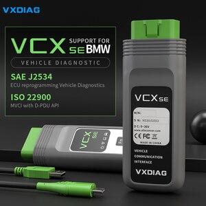 Image 3 - Vxdiag vcx se bmw より良い icom A2 A3 次 wifi ISTA D OBD2 スキャナー車診断ツールの ecu プログラミングオンラインコーディング doip