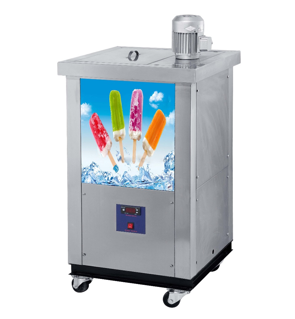Commerical Ice Lolly Machine Popsicle Machine R404a  3000 pcs a day  new brand 220V50Hz 110v 60hz good feedback high quality machine for popsicle ice lolly machine
