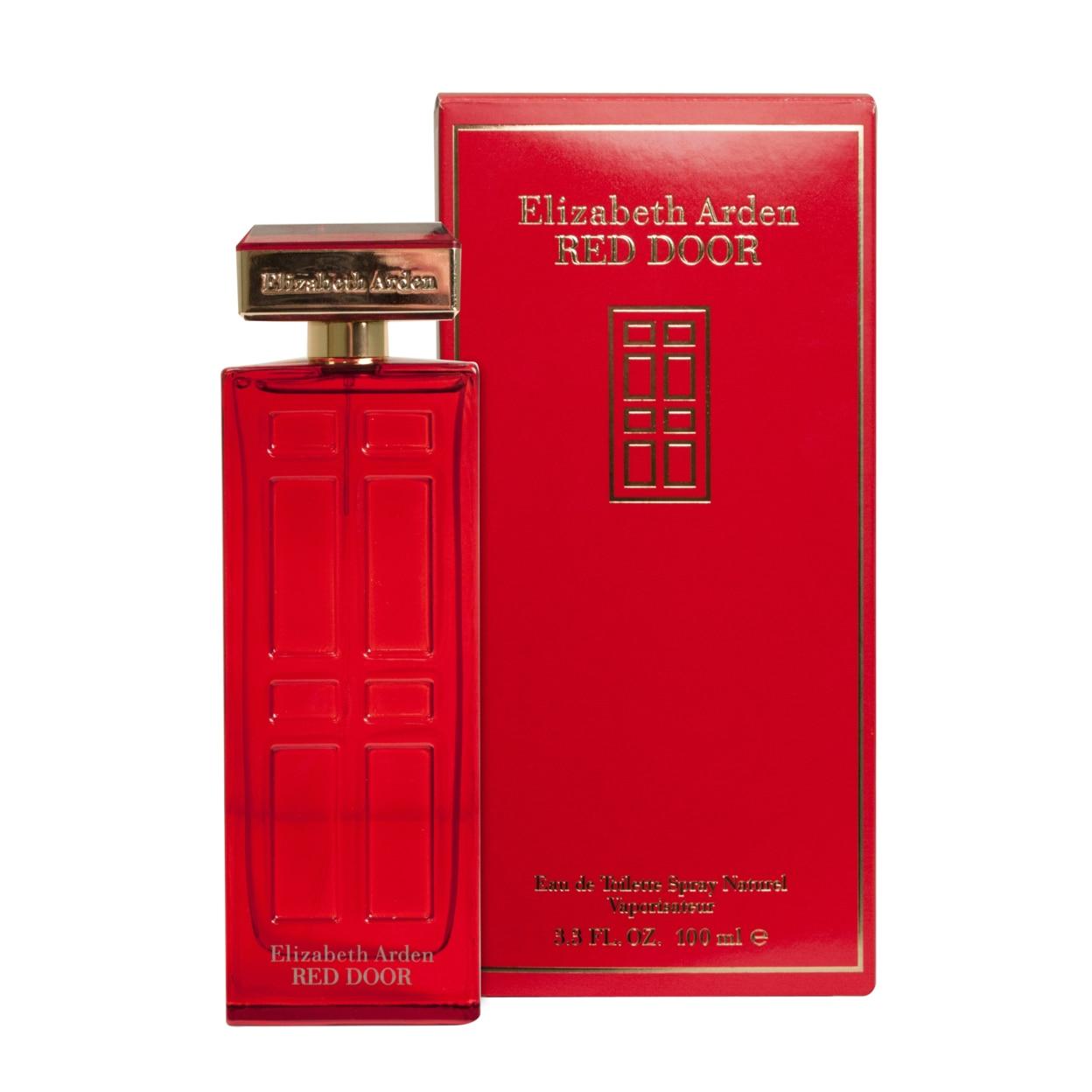 Elizabeth Arden Womens Red Door For Women 3.3 Eau De Toilette Spray By Elizabeth Arden elizabeth arden 17305480506 untold eau legere eau de toilette spray 100 ml