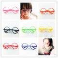 Ronda Niños Harry Potter Gafas Nerd Gafas de Monturas de gafas De Plástico Decorativo Redondo Encantador Niños Gafas