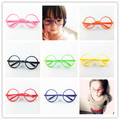 Round Kids Glasses Plastic Decorative Spectacle Frames Harry Potter Nerd Glasses Lovely Round Kids Glasses
