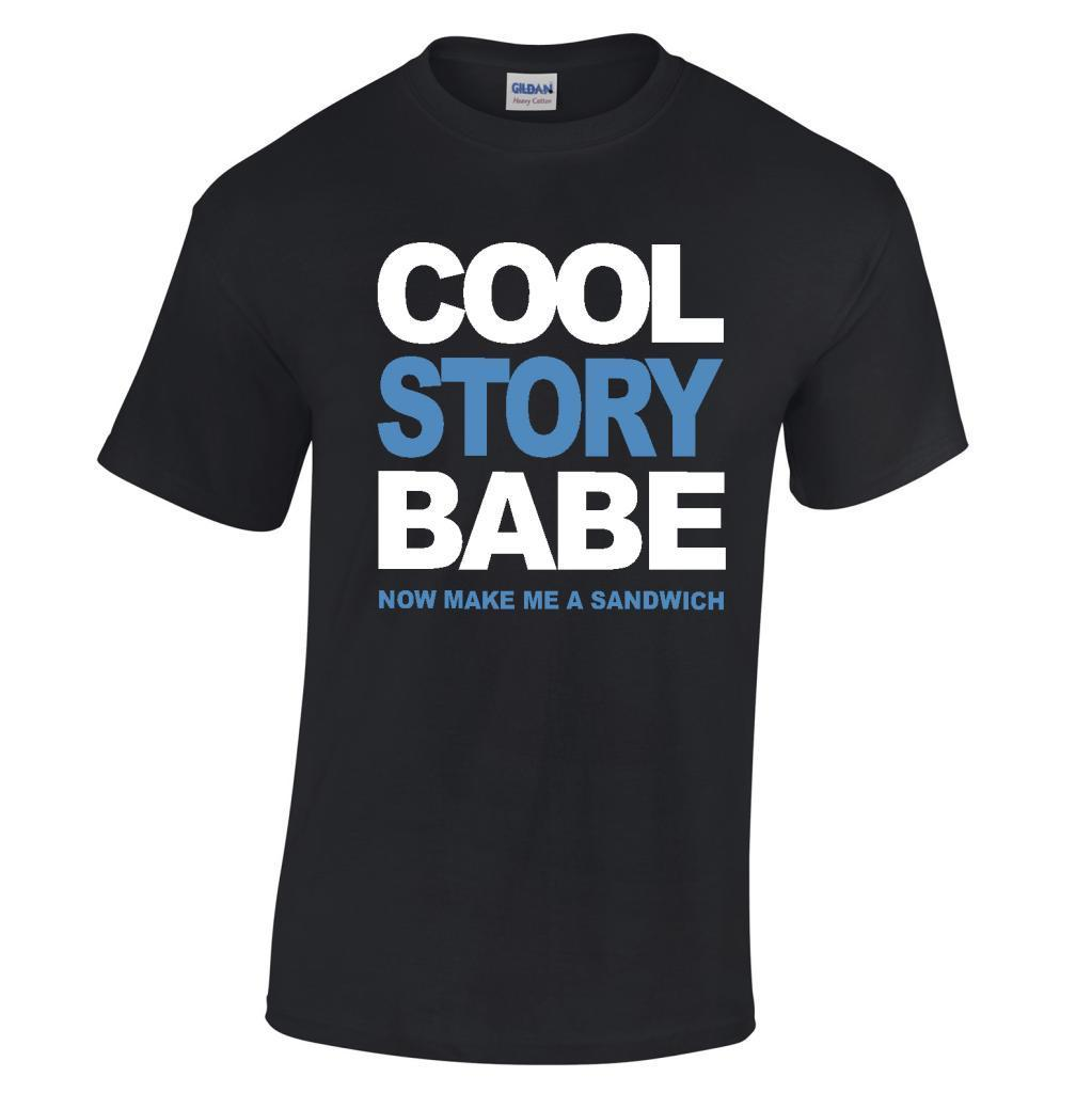 Design t shirt graphics online - Cool T Shirts Online Design Cool Story Babe Crew Neck Short Sleeve Mens T Shirts