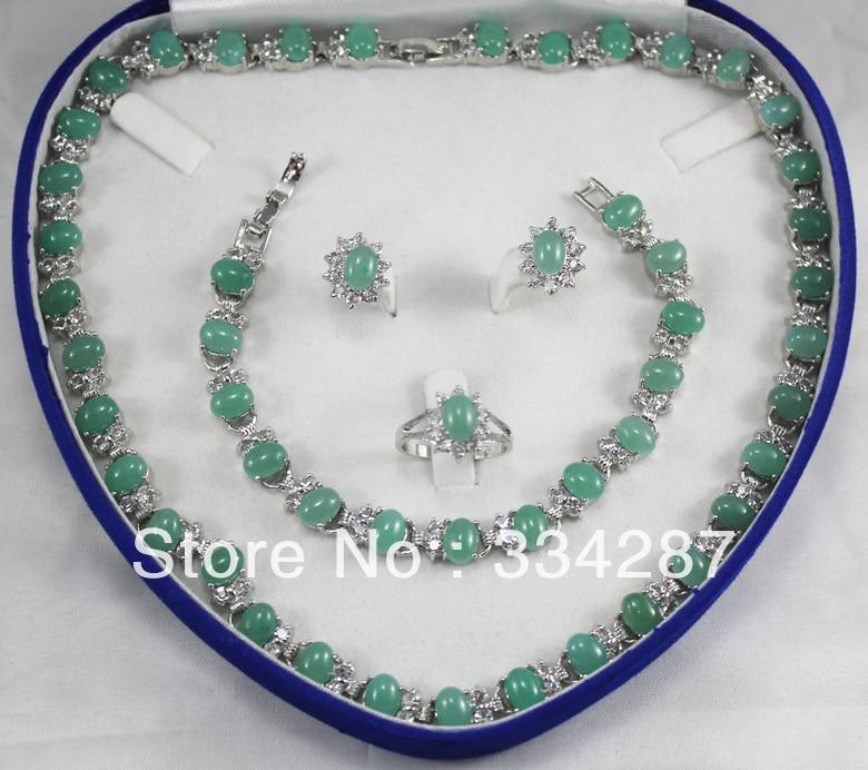 "RARE 8-14 mm Fait Main Vert naturel jade Pierres Précieuses Perles Rondes Collier 18/"" AAA"