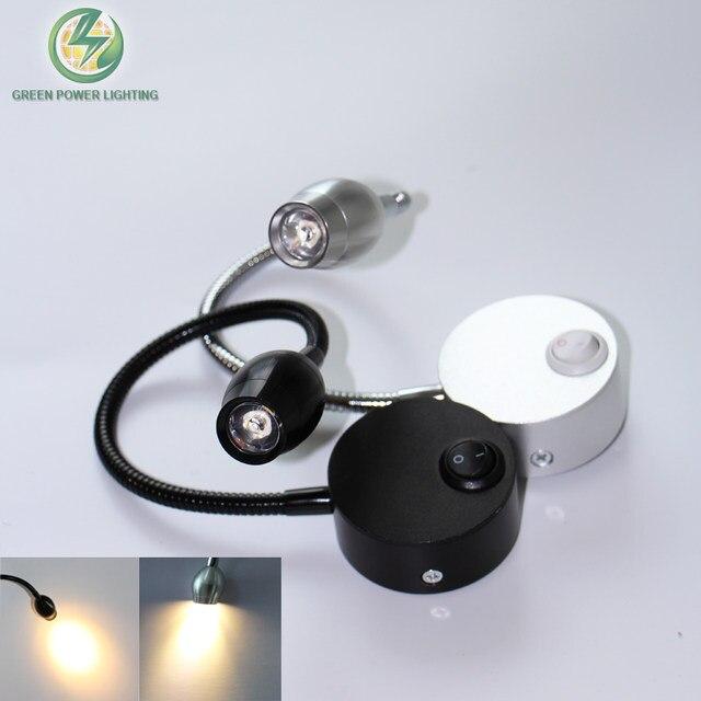 Online Shop Flexibele zachte buis ajustable led wandlamp, indoor ...
