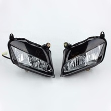 Motorcycle Front Headlight Motto Head font b Lamp b font Lights For Honda CBR600RR CBR 600