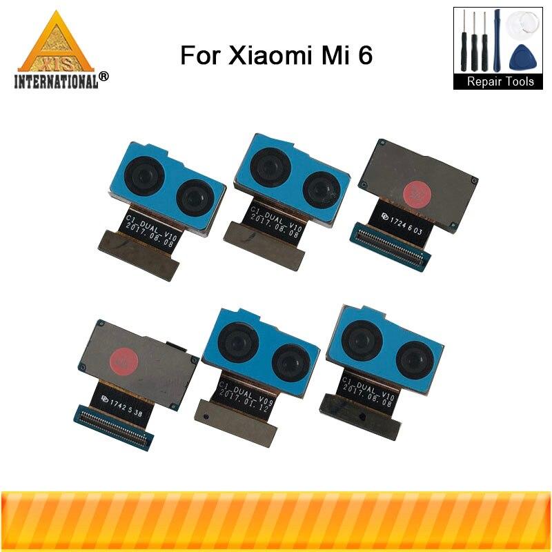 Original Axisinternational For Xiaomi MI6 Mi 6 Rear Back Front Camera Module Flex Cable For Xiaomi MI Note 3 Small Camera