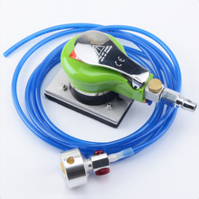 Pneumatic Tools 75*100mm Rectangular Water Mill Polishing Machine Injection Sanding