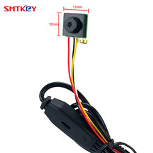 Security camera Smallest CCTV Mini camera 600TVL CMOS small lens Mini CCTV Camera for home security SMTKEY