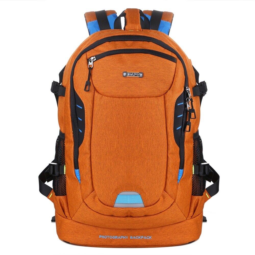 ФОТО Waterproof Oxford New Fashion SLR Camera Backpack Bag to Camera Brand Photography Camera Video Bag Photo DSLR Sling Camera Bag