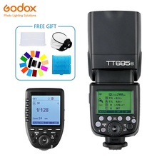 Godox TT685 TT685N Speedlite Flash Wireless TTL+Xpro-N Wireless Trigger Flash for nikon Camera D800 d700 D7100 D700 new meike mk mt24 wireless dual flash speedlite trigger macro photography for nikon camera dual flash speedlite trigger
