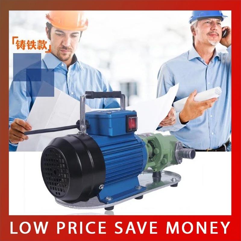 WCB-30 High Viscosity Oil Pumps Cast Iron Self Priming Gear Oil Pump wcb 100 cast iron portable electric gear thermal heavy oil pump