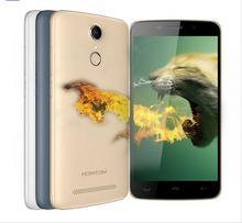 HOMTOM HT17 Smartphone 5.5 inch Android 6.0 1280*720 MTK6737 Quad Core 1GB+8GB 13MP 3000mAh OTG Fingerprint 4G FDD Mobile phone