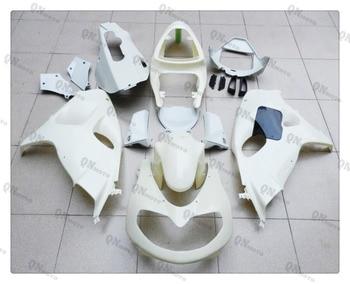 Motorcycle Unpainted White Fairing Cowl Body work Kit For SUZUKI GSX/TL1000R 1998 - 2002 99 00 01 + 4 Gift