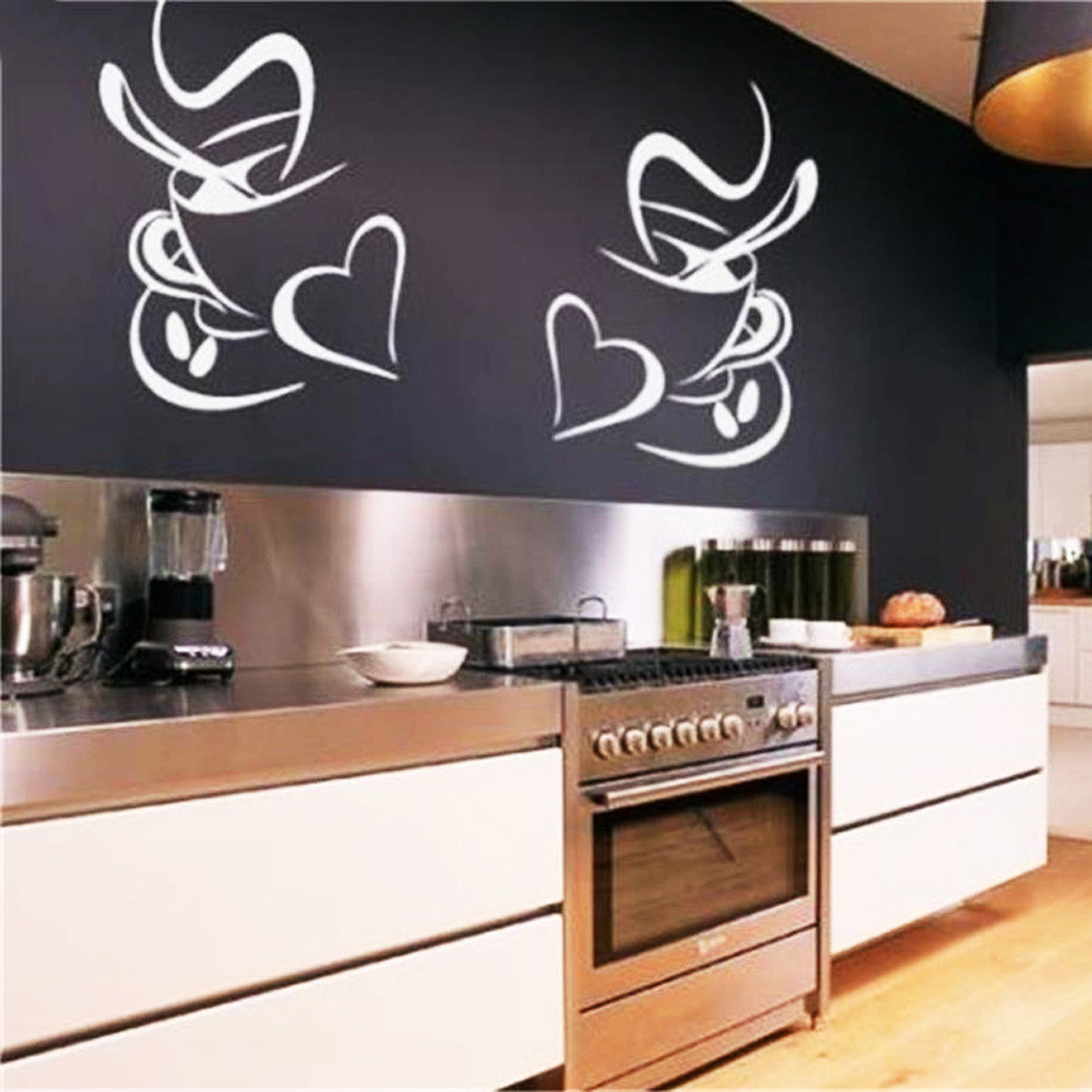 Wall Sticker Day Love Room Window Wall Stickers Mural ... on Room Decor Stickers id=20019