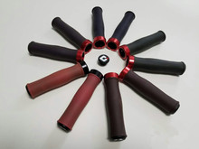 Mountain BMX/Fixed Ge SILICONE Grips Temperature can change color bicycle grips silicone bike