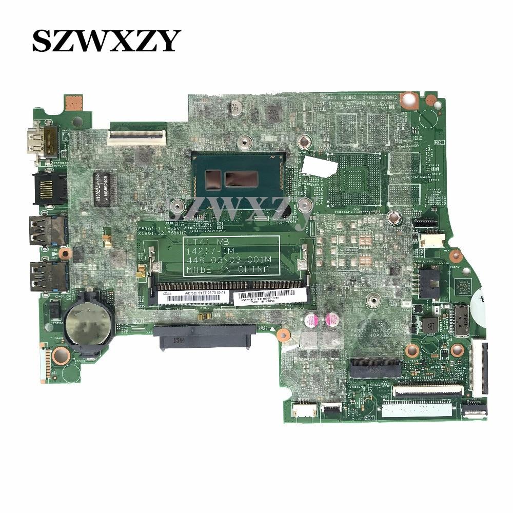 NEW Original For Lenovo YOGA 500 14IBD Flex3 1470 Laptop Motherboard 5B20K17781 5B20K17778 3825U Processor