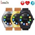 Lemado Hot Q2 bluetooth smart watch WristWatch Monitor Fitness Tracker smartwatch Pedometer for huawei apple moto phone
