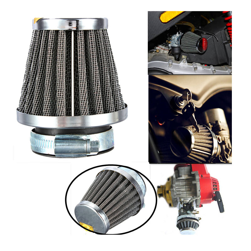 Brand New Universal Auto Vehicle Car Air Filter Cold Air Intake Filter Cleaner
