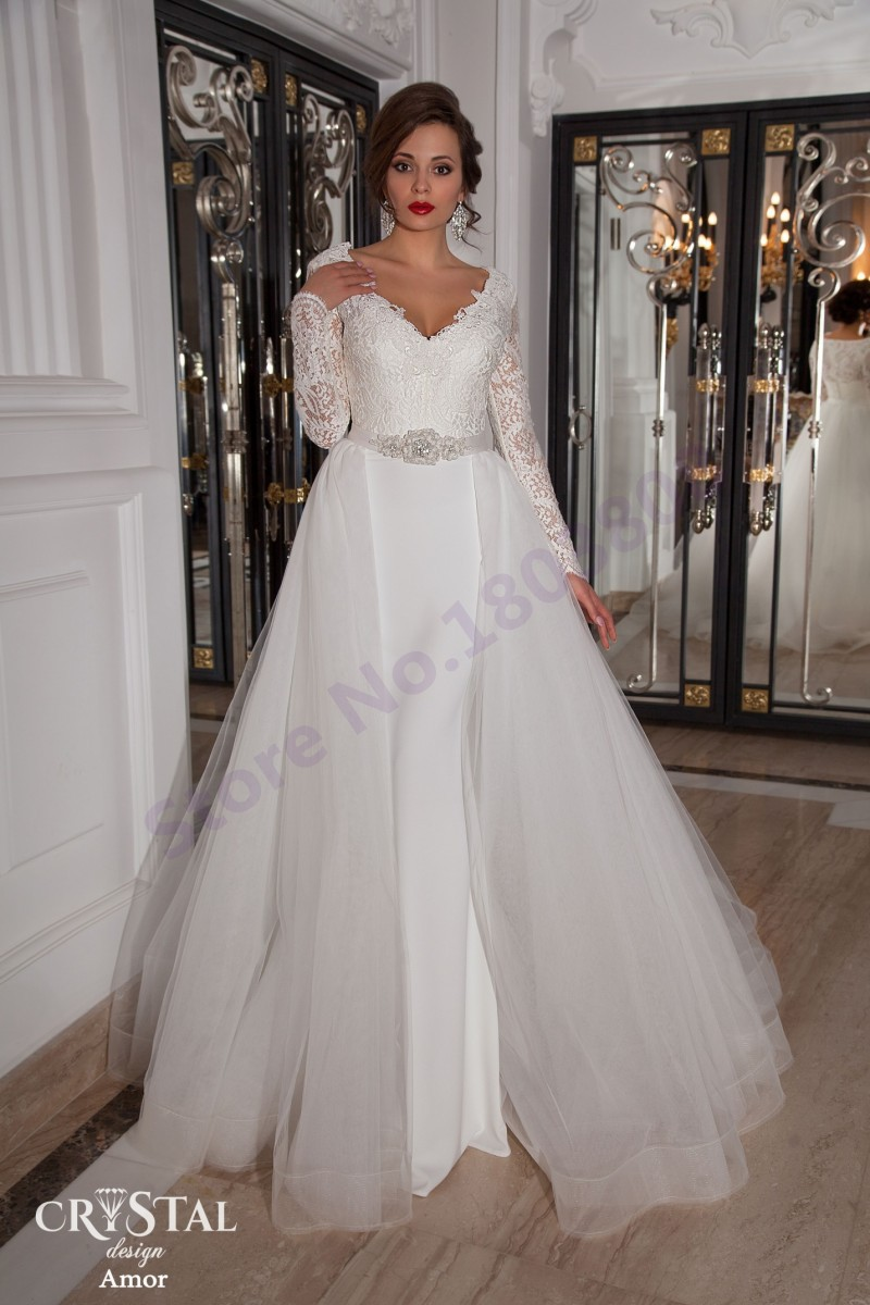 budget ball gown wedding dress wedding dress skirt Picture Wtoo Bridals style