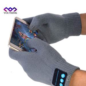 Touch Screen Gloves for Mobile Phone Winter Men Women Knitted Gloves