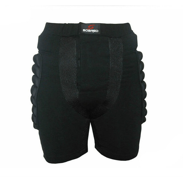 2017 Sports Snowboarding Shorts, Hip Protective Bottom Padded For Ski & Roller Skate & Snowboard Hip Protection Pad Sports Gears
