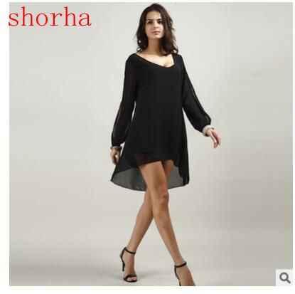 9943d69e9 Nueva moda de verano vestidos de maternidad largos cuello en V gasa vestido  de maternidad embarazo