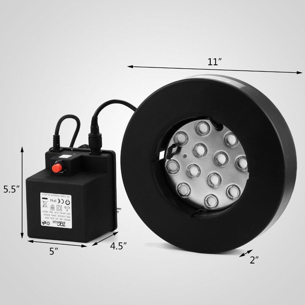 Ультразвуковой тумана Fogger 12 головок промышленный увлажнитель