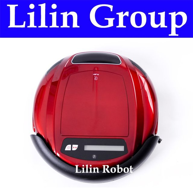 (Free to Netherlands) 3 In 1 Multifunctional Robot Cleaner (Clean,Sterilize,Air Flavor),LCD Screen,2800MAH Battery,Auto Charge